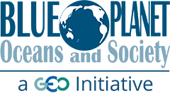 Blue Planet, Oceans and Society Logo